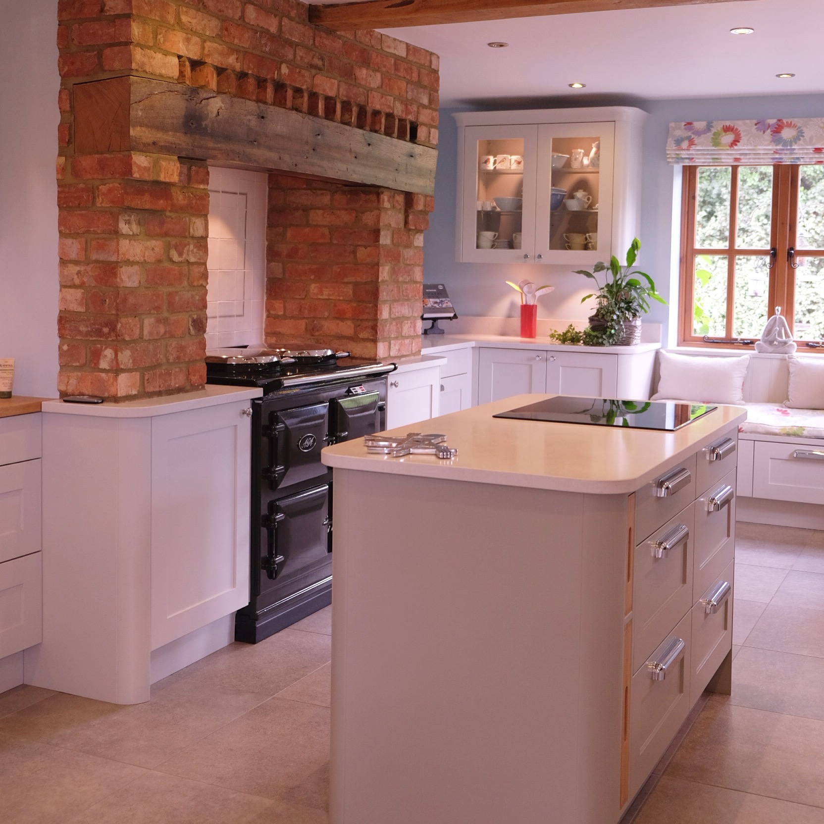 Completed - Another Handmade In Hitchin Kitchen