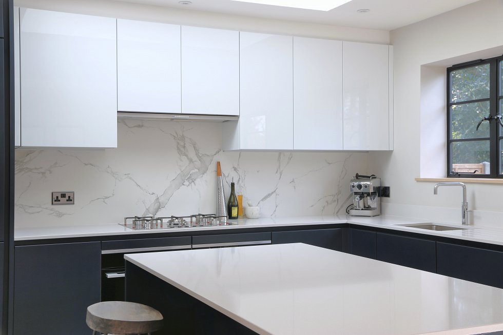 Choosing your splashback