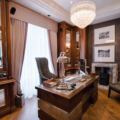 Delicieux Bespoke Home Study